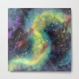 Cosmic dust Metal Print