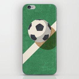BALLS / Football iPhone Skin