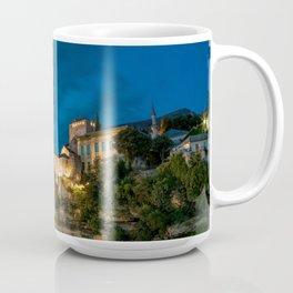 Mostar at night Coffee Mug