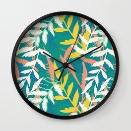 Rotorua Wall Clock
