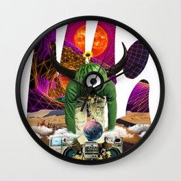 Sadahtay_Lee Perry Wall Clock