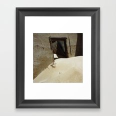 Roofless Framed Art Print