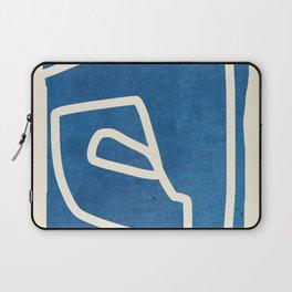 abstract minimal 57 Laptop Sleeve