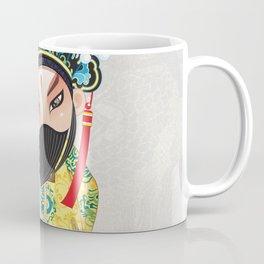 Beijing Opera Character LiuBei Coffee Mug