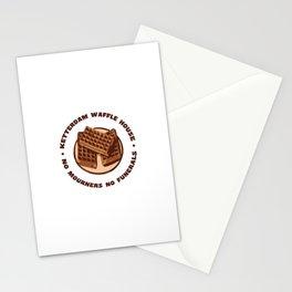 Ketterdam Waffle House Stationery Cards