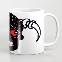 swag Mugs featuring Skull [SWAG] by SWAG!
