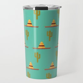 Sombrero party Travel Mug