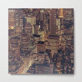 new york city 2015 Metal Print