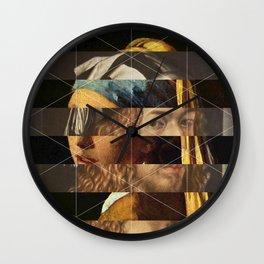 Dürer van Meer Wall Clock