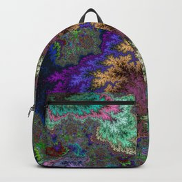 Fractal Abstract 53 Backpack