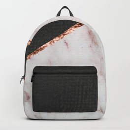 Marble fashion texture Backpack
