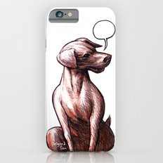 Talking Dogs iPhone 6s Slim Case