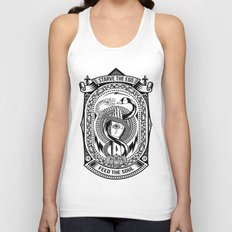 feed the soul Unisex Tank Top