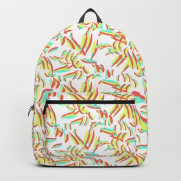 Bad Wallpaper Backpack