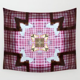 Table Wall Tapestry