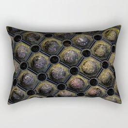 Rubber Doormat Rectangular Pillow