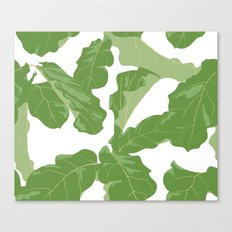 Tropicali Afternoon Canvas Print