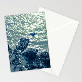 Shipwrecked Stationery Cards