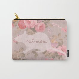 proud rat mom Carry-All Pouch