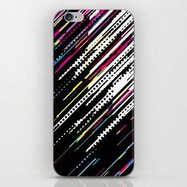 Diagonals #1 iPhone Skin