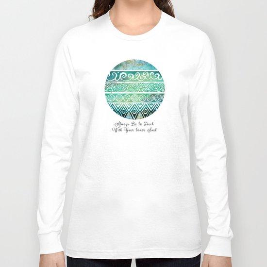 Tribal Evolution Series Long Sleeve T-shirt