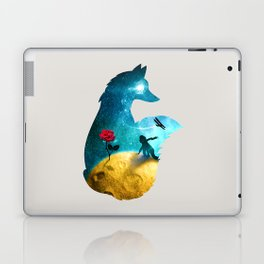 The Most Beautiful Thing (light version) Laptop & iPad Skin