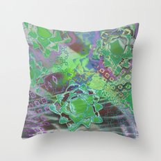 Stop the Hate Throw Pillow