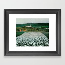 Flower Meadow in the North, Harald Sohlberg, 1905 Framed Art Print