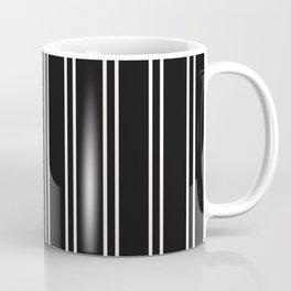 Nice Stripes in Black Coffee Mug