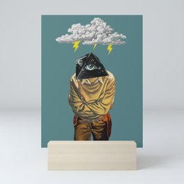 Bad day Mini Art Print