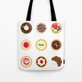 Petits Fours Tote Bag