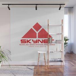 Skynet Wall Mural