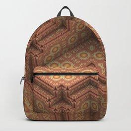 Cornered Backpack