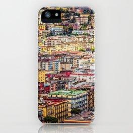 Bella Napoli iPhone Case
