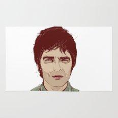 Noel Gallagher Rug