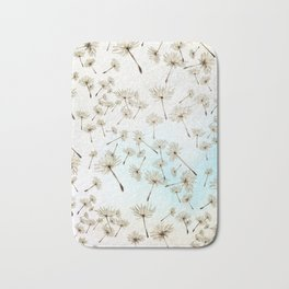 Dandelion Wishes Bath Mat