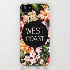 West Coast Slim Case iPhone (5, 5s)