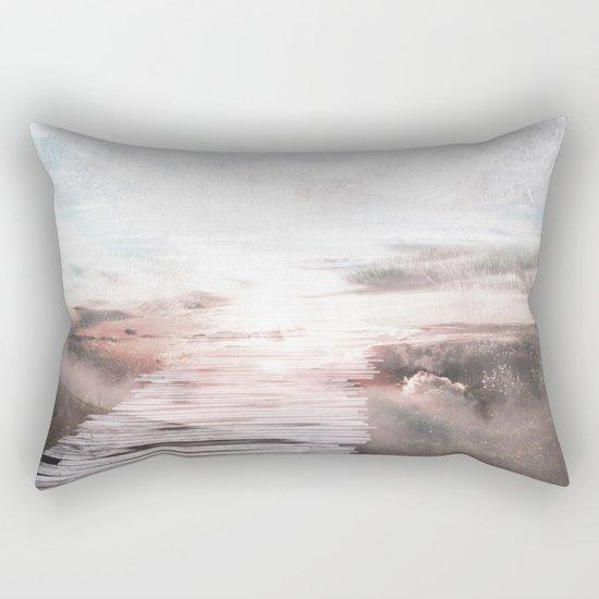 Dream Walk Rectangular Pillow