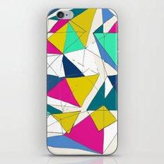 Geometric World iPhone & iPod Skin