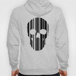 Barcode Skull Hoody
