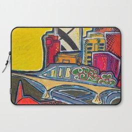 Brisbane City Series Painting Laptop Sleeve