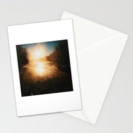 Slow Change Rising Stationery Cards