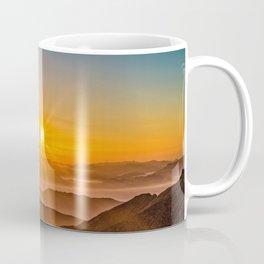 Mt Fuji II Coffee Mug