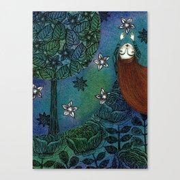 My Summer Stars Canvas Print