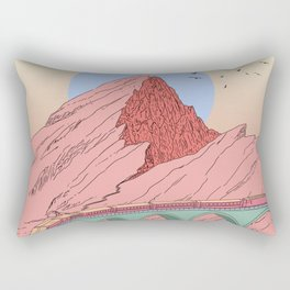 Beautiful Day Rectangular Pillow