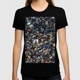 purely sea and stone T-shirt