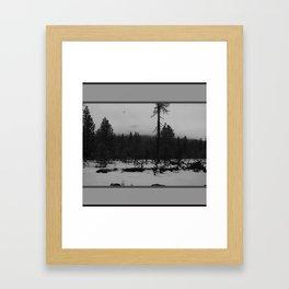 Niveous Framed Art Print