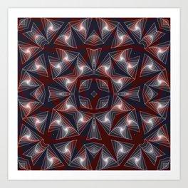 Chorus, 2150r2 Art Print