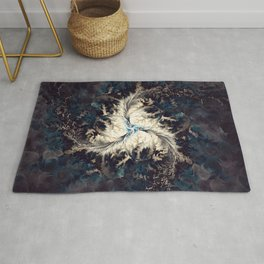 Dancing with Flames Rug