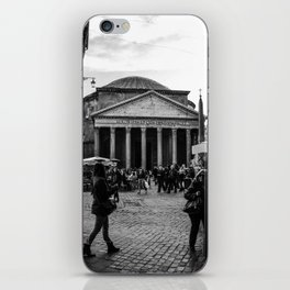 Rome: Pantheon iPhone Skin